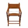 safari campaign chair front