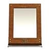 safari folding mirror - front