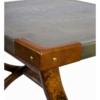 safari folding table detail